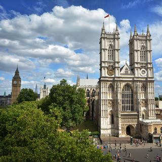 Westminster Abbey: a rendezvous with history