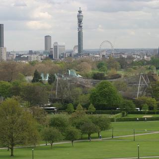 Primrose Hill: on the heels of the Rolling Stones