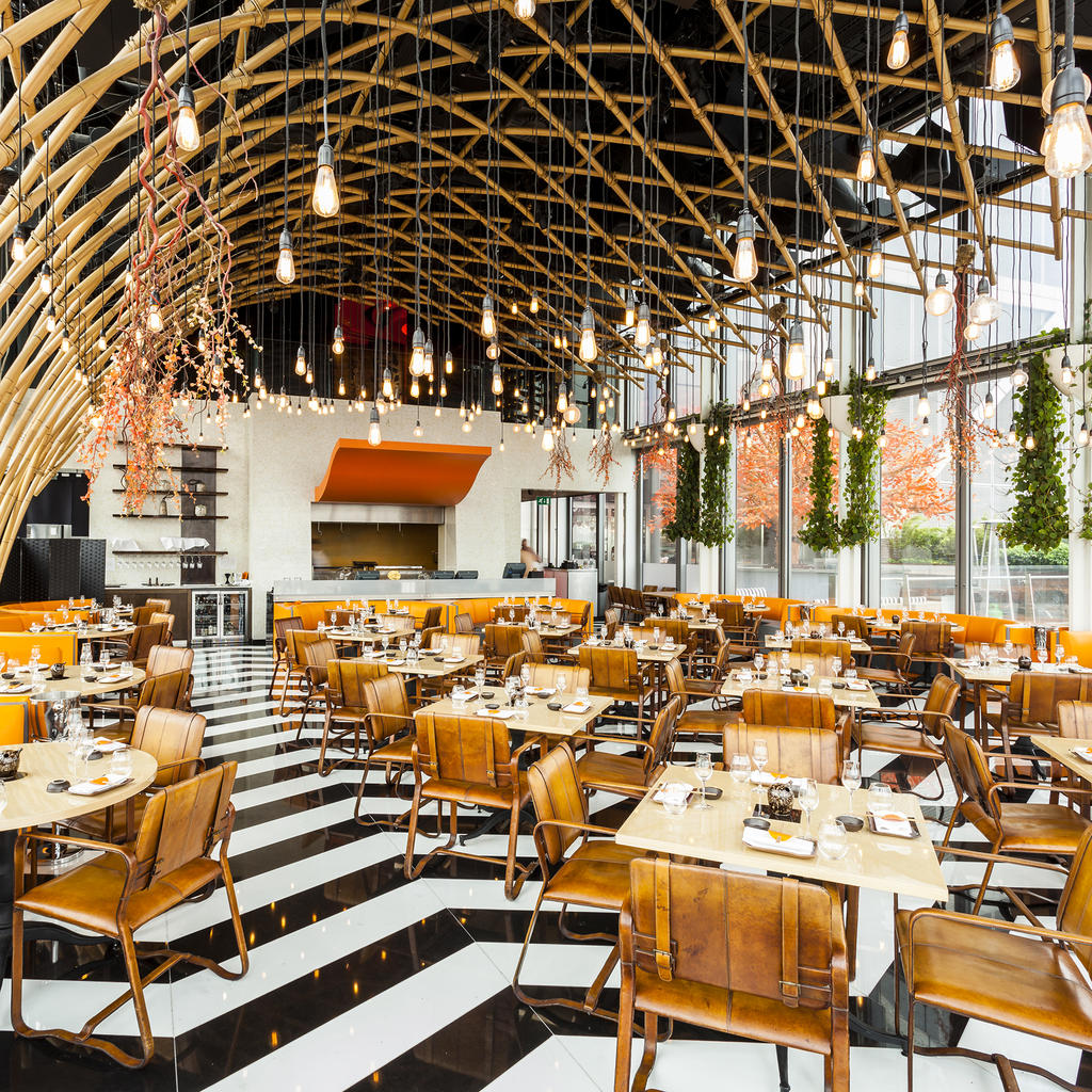 SUSHISAMBA : cuisine to make you dizzy