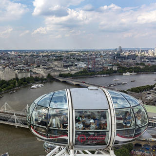 The London Eye: un deleite para la vista