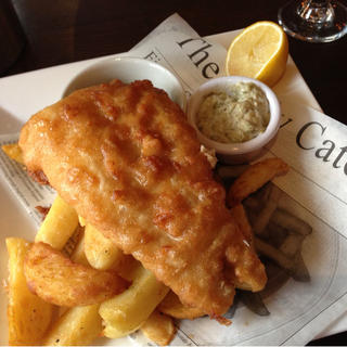 Top 5 best fish & chips in London