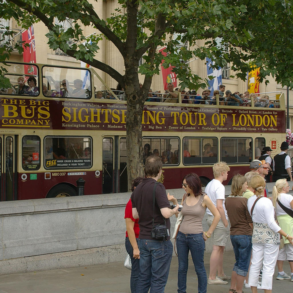 Original Tours: Visit London on the double-decker bus