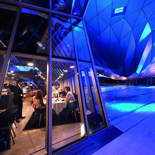 Brasserie des Confluences, after the exhibition