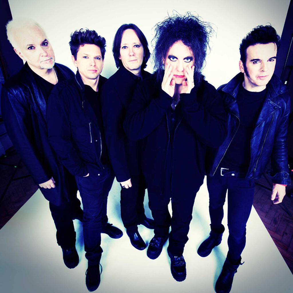 Step into the Light with The Cure