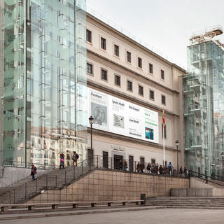 Guernica at the Reina Sofia