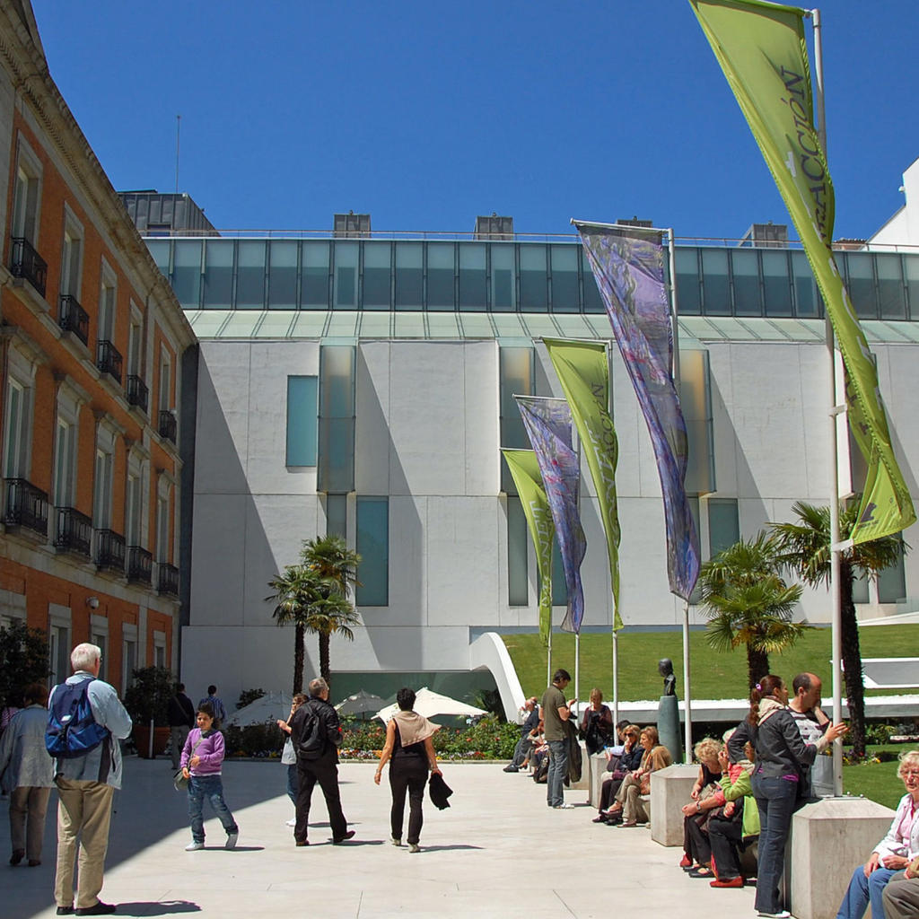 Immerse yourself in art history at the Thyssen-Bornemisza