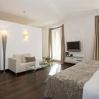 Hotel Hospes: chic and spacious