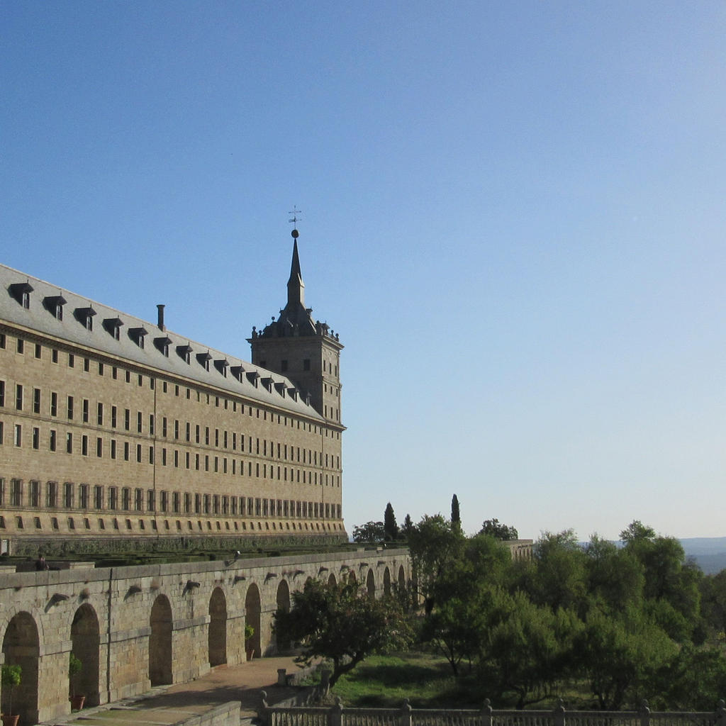 The necropolis of kings in El Escorial