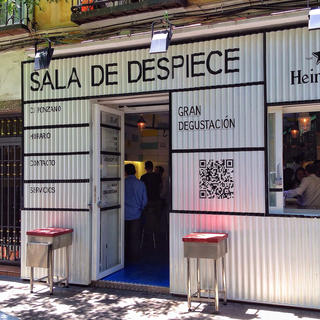 Sala de Despiece, a hip butcher