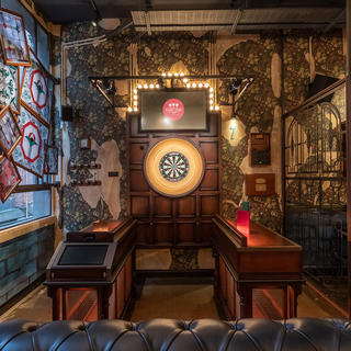Flight Club Manchester, the bar that hits the bullseye