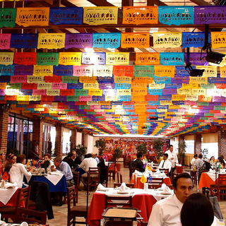Arroyo: one of the biggest restaurants in the world