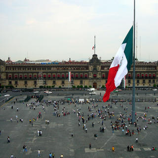 Plaza de la Constitutión: witness to great moments in history