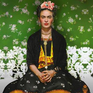A day in the life of Frida Kahlo