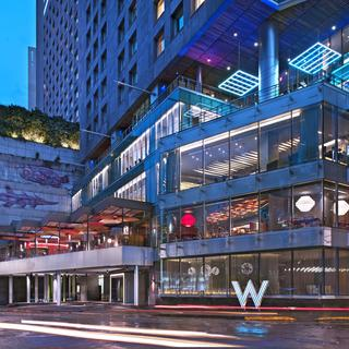 W Mexico City: the first W hotel in Central and Latin America
