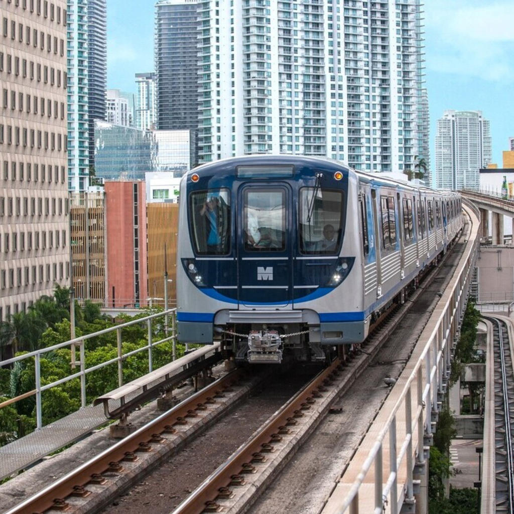 Discover downtown Miami