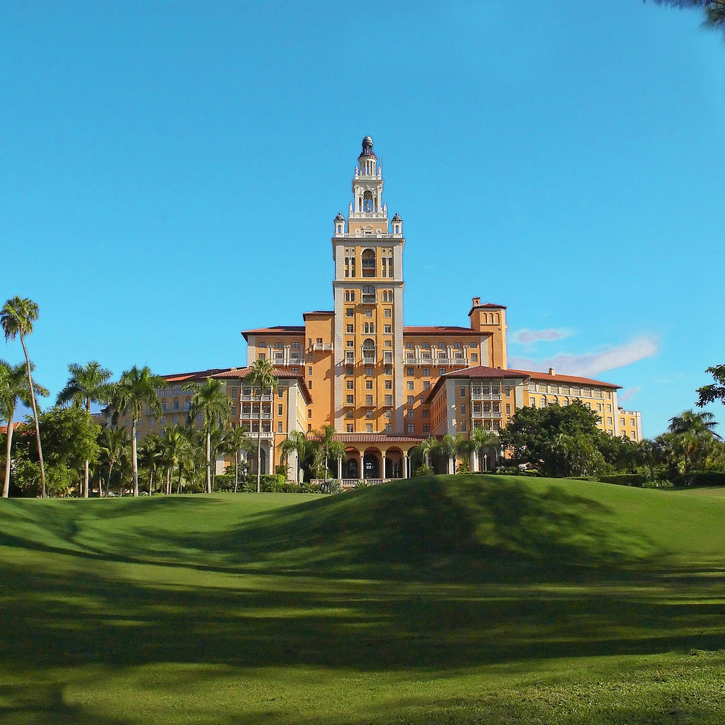 Biltmore Hotel: the celebrity rendezvous