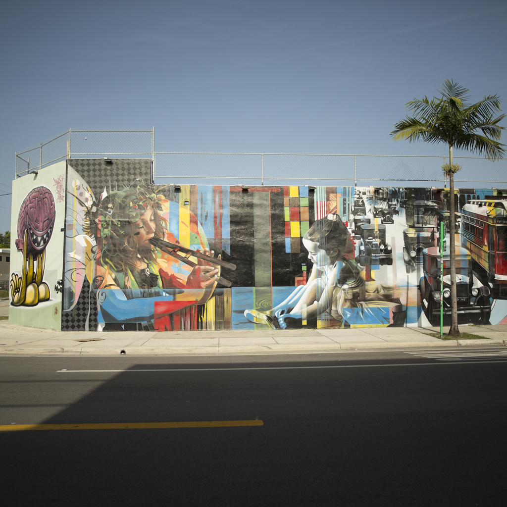 Design District: artists and antique dealers