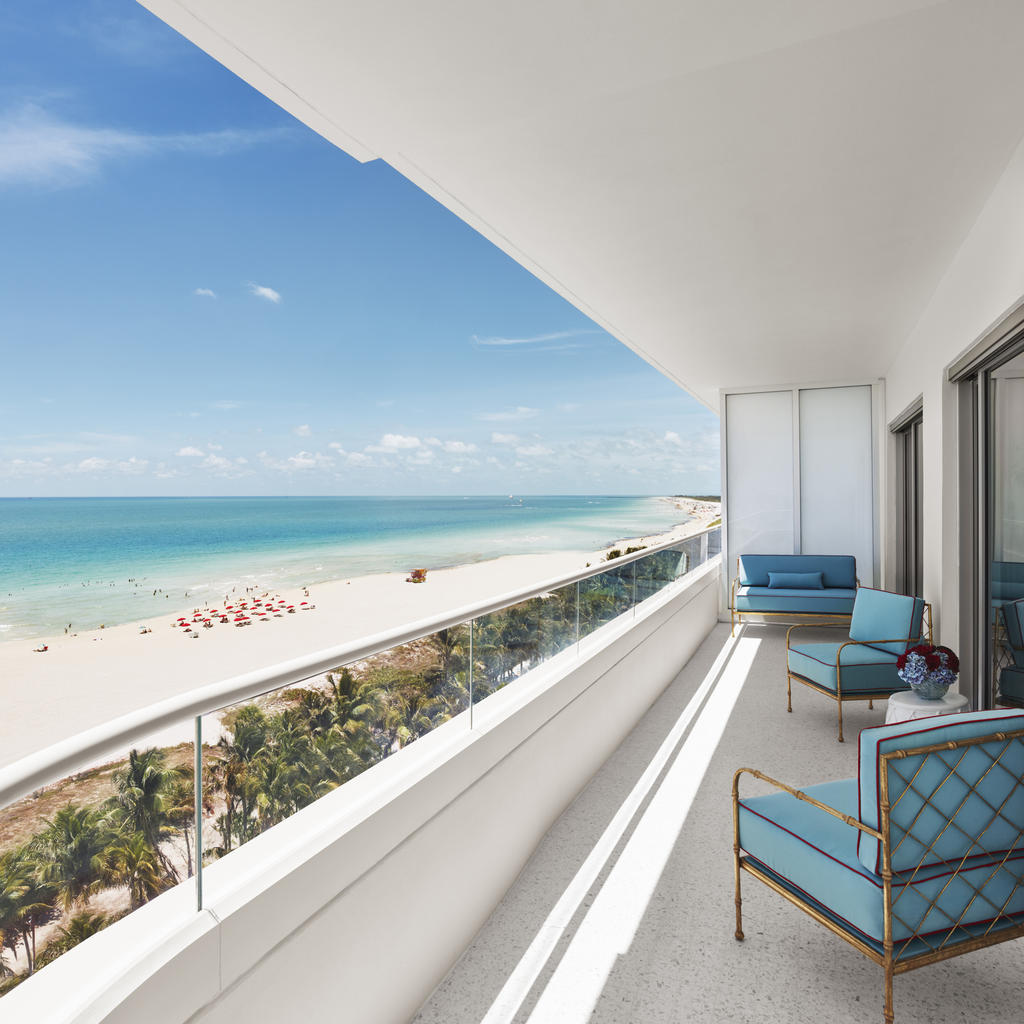 Faena Hotel Miami Beach: fashion or nothing at all