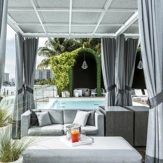 Mondrian South Beach Hotel: Immerse yourself in a magical world