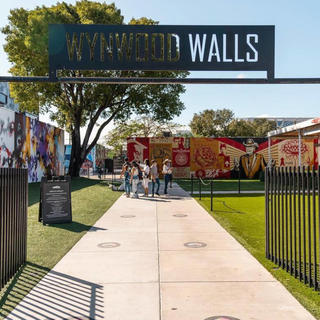 Wynwood, the enchanting neighbourhood of urban art