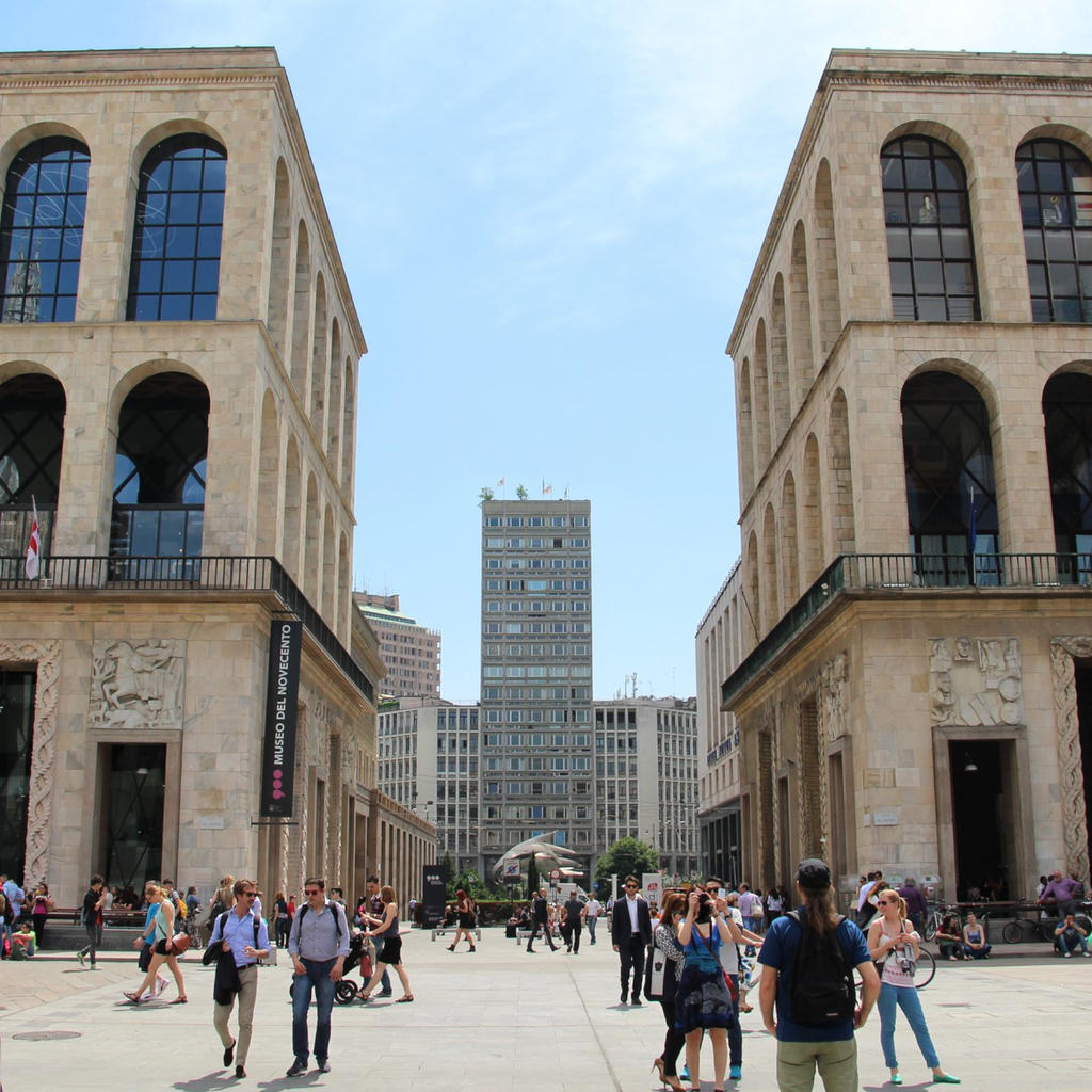 Novecento Museum, the Museum of the 20th century