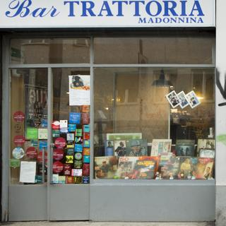 Trattoria Madonnina l'Osteria: the oldest trattoria in the city