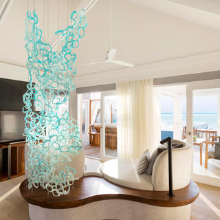 Extravagance and relaxation at LUX* South Ari Atoll