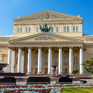 The Bolshoi: under the pointe shoes of the great Plisetskaya