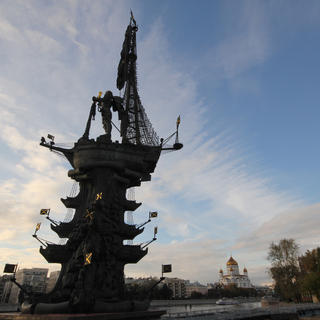 Peter the Great: the abhorred colossus