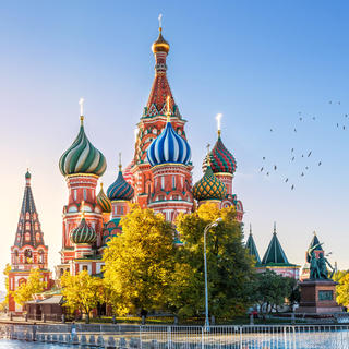 A three-day romantic getaway in Moscow