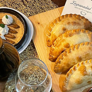 Empanadas Club, Argentina in your plate