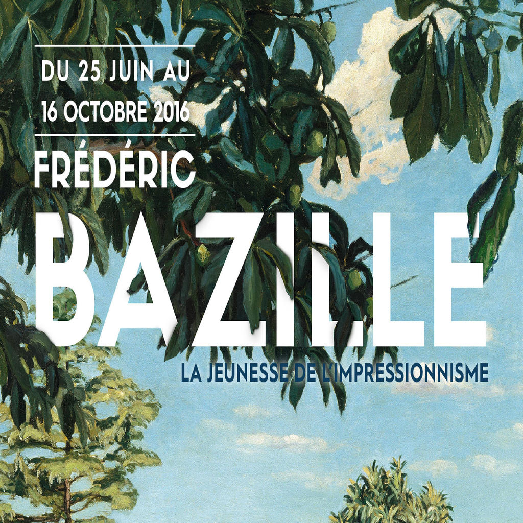'Frédéric Bazille, the youth of Impressionism' in Montpellier