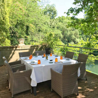 The Reserve Rimbaud: a starred getaway by the river