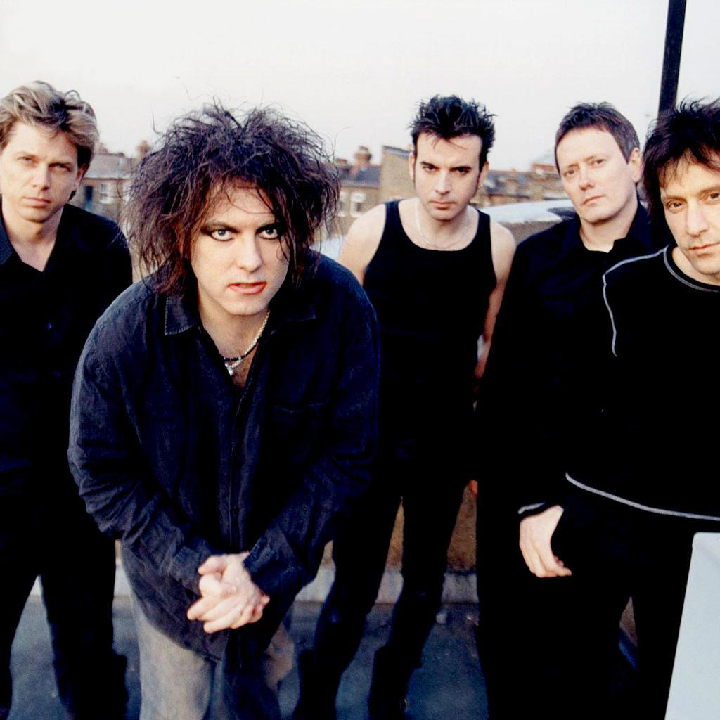 « Step into the Light » avec The Cure
