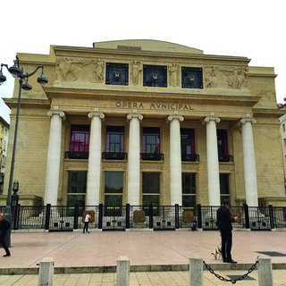 The Marseille Opera House