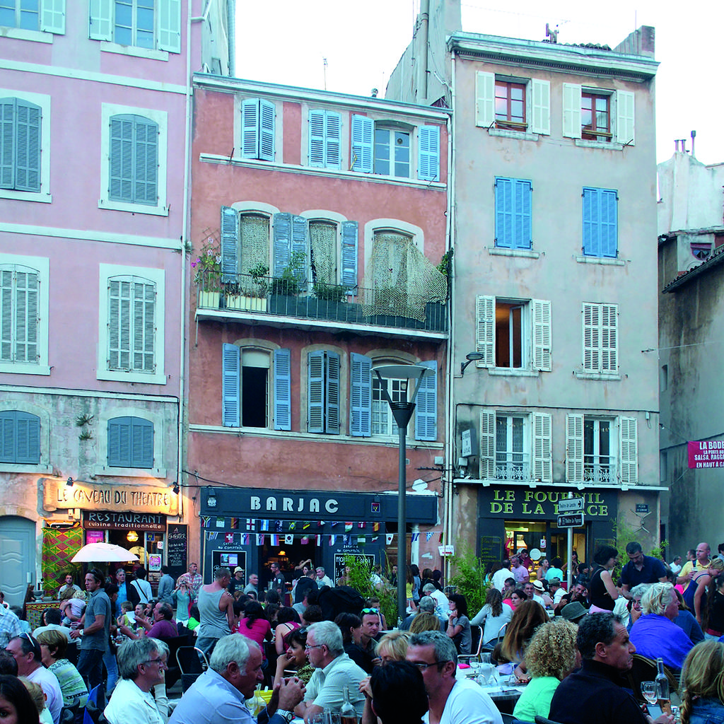 Le Panier : the oldest part of Marseille