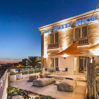 Le Petit Nice, luxury in the heart of Marseille