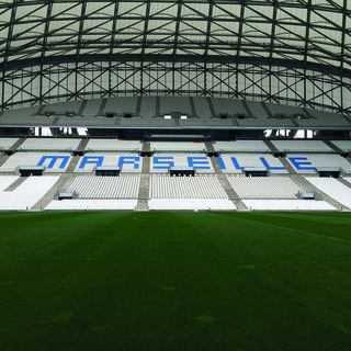 The Stade Vélodrome: mythical home of the Olympique de Marseille legend