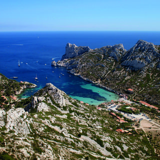 Les Calanques, sublimes