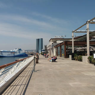 Les Terrasses du Port : Marseille's new shopping hotspot