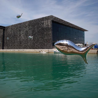 Mucem, when the old ways answer to modernity