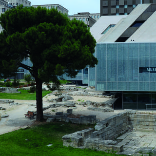 Back to the origins of the city at the Marseille History Museum