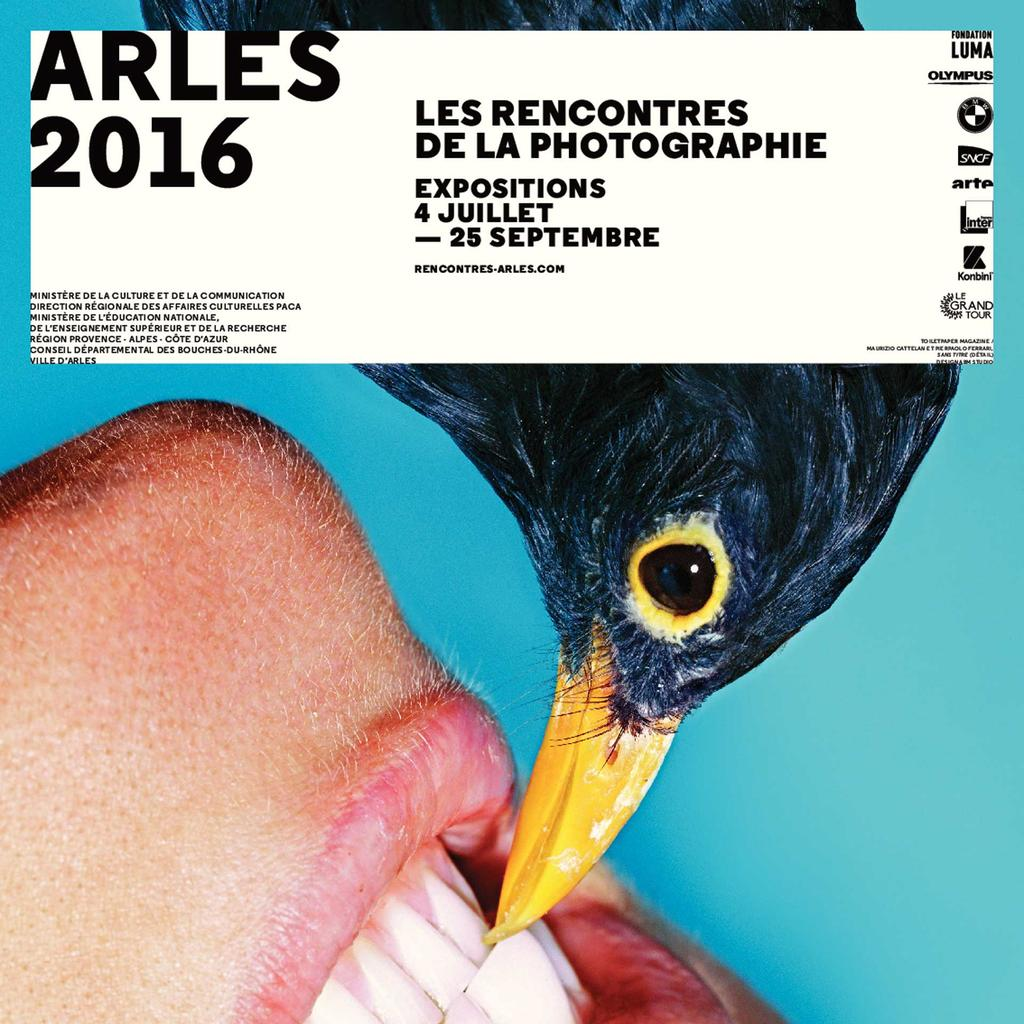 Spotlight on photography at the Rencontres d'Arles