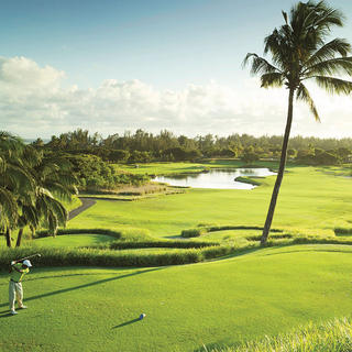 A round of golf in an exceptional environment