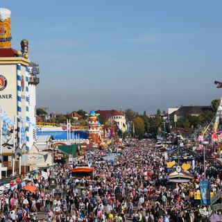 Tradition reigns supreme for the 16 days of Oktoberfest