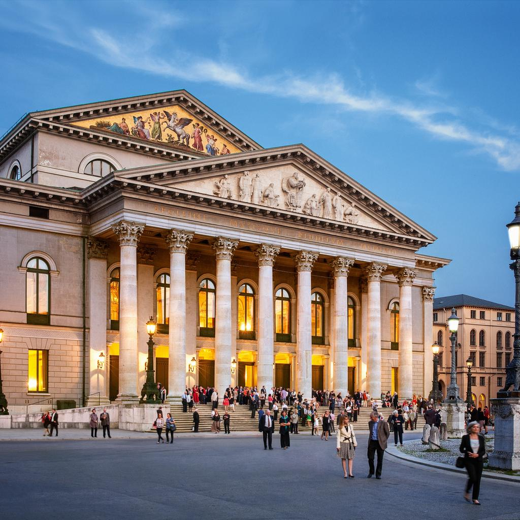 The Bavarian State Opera: the phoenix of opera houses
