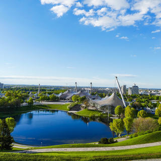 Sport, culture and music at Olympiapark München