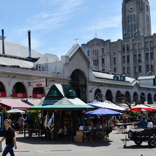 Mercado del Puerto : culture and gastronomy all in one