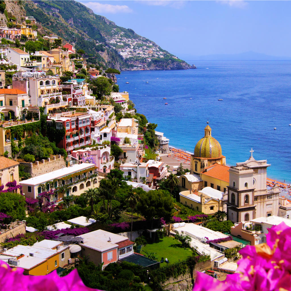 Mermaid songs along the Amalfi coast