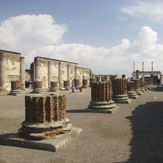 The New Days of Pompeii